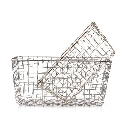 Luxor Storage Baskets available at Adairs