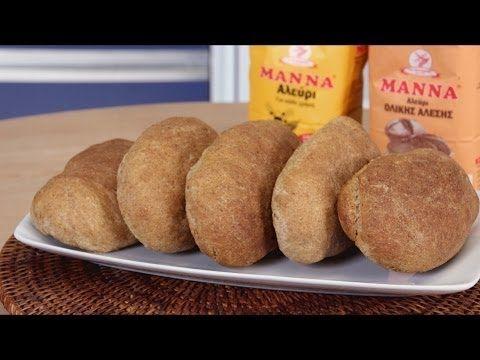 Η Κουζίνα του Ευτύχη - Ψωμάκια για Σάντουιτς