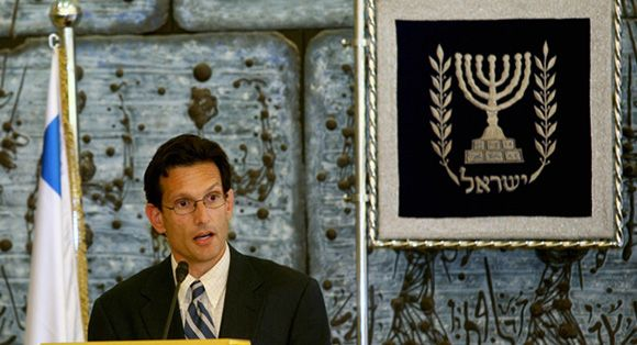 """Eric Cantor Defeated: Rising Awareness of Jewish Influence behind """"Shock"""" Primary Defeat - David Duke.com (A must read)"""