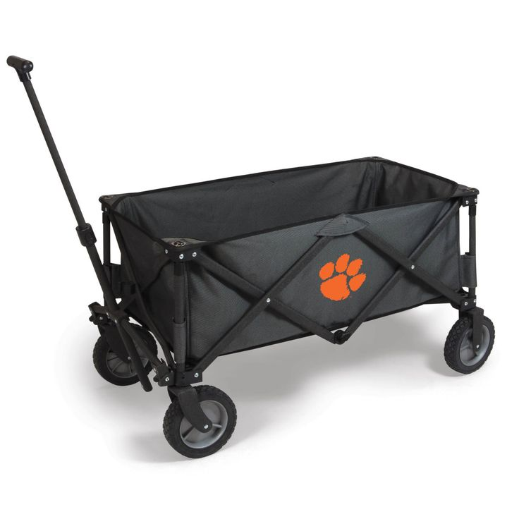 Clemson Tigers Portable Adventure Wagon