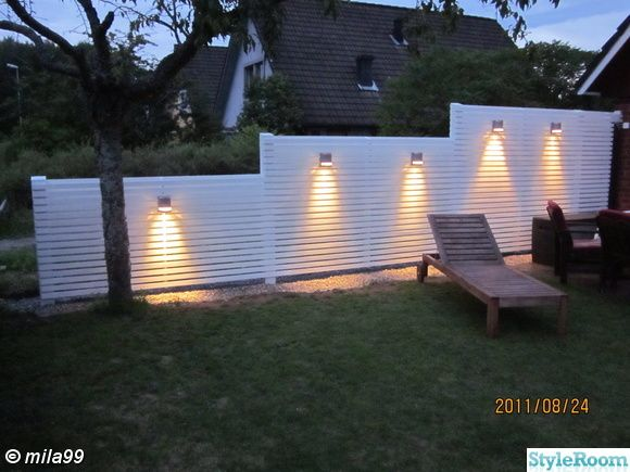 17 Best images about Staket on Pinterest | Fence design, Picket ...