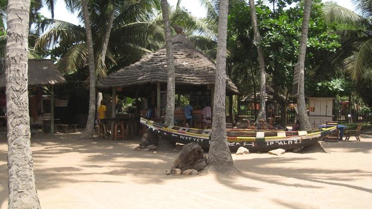 big millie 39 s backyard in kokrobite ghana one of my favorite places