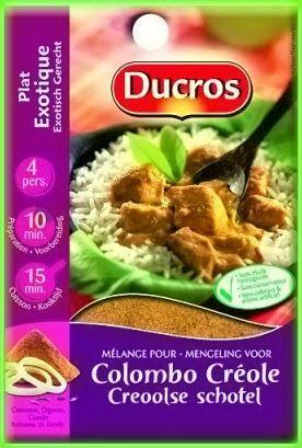 Je vous propose aujourd'hui une petite recette facile, rapide et savoureuse venue tout droit des Antilles : un colombo de poulet !     Pour...
