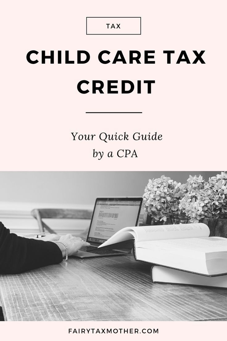 How To Get The Child And Dependent Care Credit