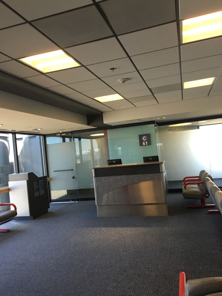 Pittsburgh International Airport Concourse C – Gate C61 Delta Airlines International Flights
