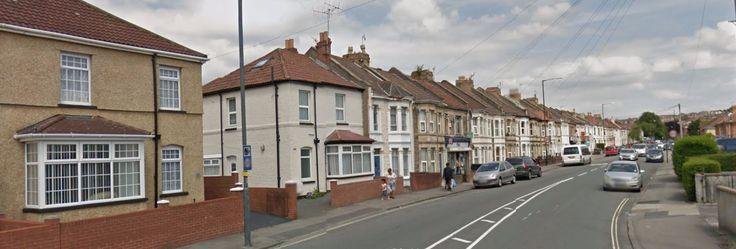 St Johns Lane in Bristol, Bristol