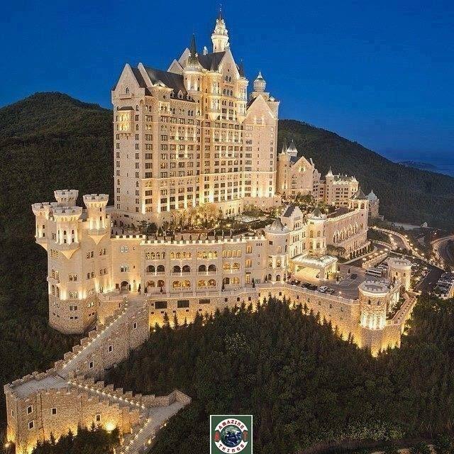 The Castle Hotel A Luxury Collection Hotel Dalian, Dalian (China)
