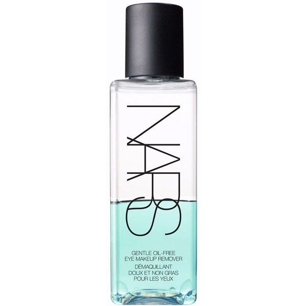 NARS Eye Makeup Remover/3.3 oz. ($25) ❤ liked on Polyvore featuring beauty products, skincare, face care, makeup remover, nars cosmetics, oil free eye makeup remover, oil free makeup remover and eye makeup remover
