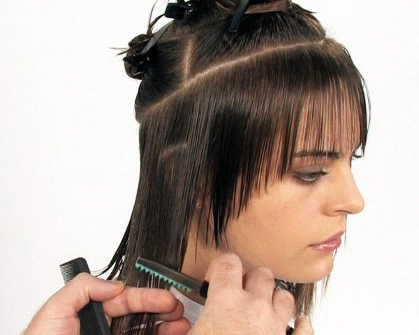Surprising Hairstyle For Long Hair Cut Hairstyles And Long Hair On Pinterest Short Hairstyles Gunalazisus