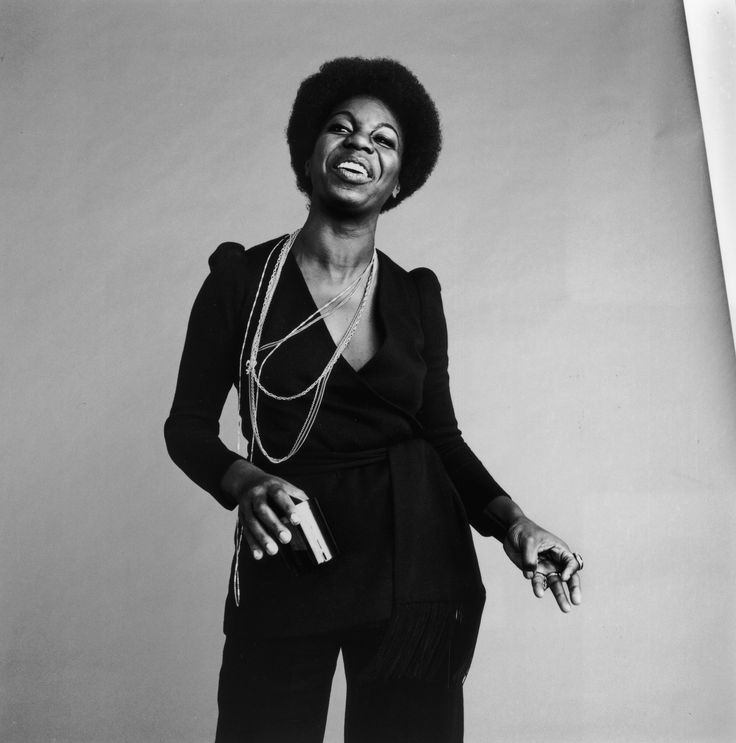 Nina Simone, the most beautiful unpretty woman ever.