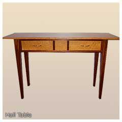 Hall Table | Tolga Woodworks | Atherton Tablelands | Queensland | Australia