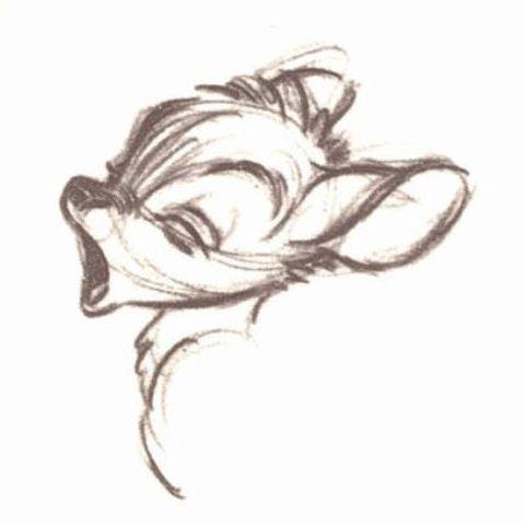 Bambi - Story Sketches ||