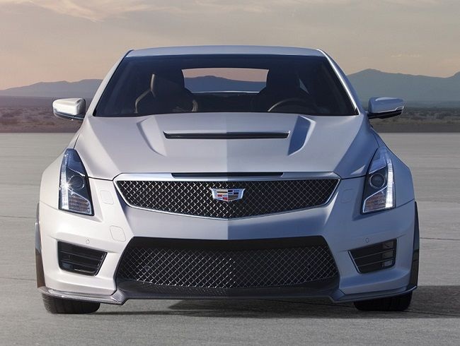 2016 Cadillac CTS-V Sedan - Men's Gear