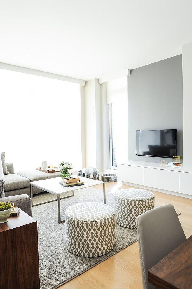 Grey Neutral Furnishings Create An Timeless Appeal 3