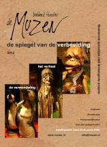 Folder algemeen van Beeldend theater de Muzen