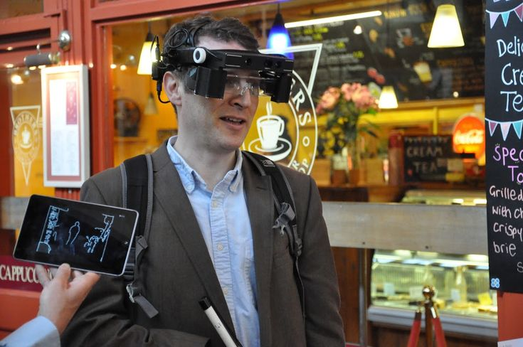 Smart glasses | RNIB | Supporting people with sight loss