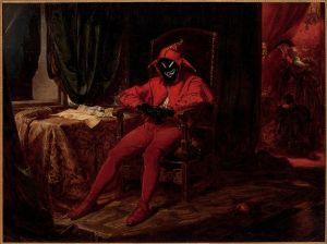 The Rauschmonstrum as a Jester