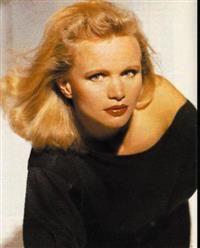 A young Renée Soutendijk