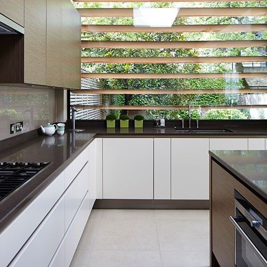 Kitchen | Stylish London home | House tour | PHOTO GALLERY | Homes & Gardens | Housetohome.co.uk