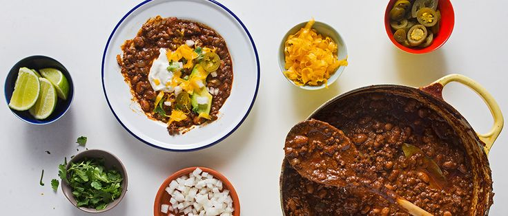 How to Make Beef Chili with Pancetta, Ancho and Chocolate | Tasti