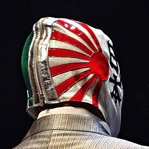 The Japanese affinity for Lucha Libre is reciprocated by Mexican attraction to Japan.