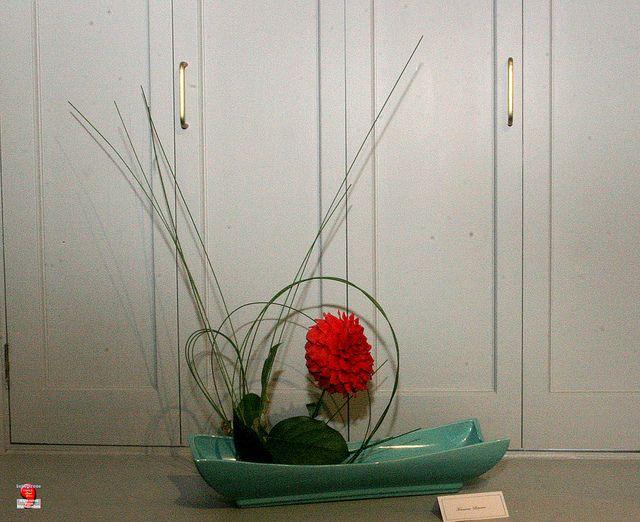 Ikebana - Autumn Songs 2012 Chants d'automne C20120929 044 by fotoproze, via Flickr
