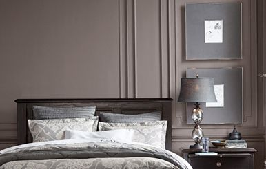 """""""Mink"""" for the master bedroom SW - Level B thumb for Pottery Barn Palette Fall 2014 Collection"""