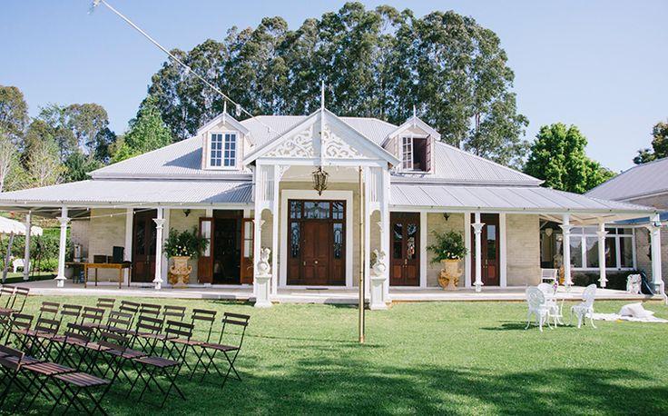 Velleron House - Tweed Hinterland Wedding - Benjamin Carlyle Celebrant
