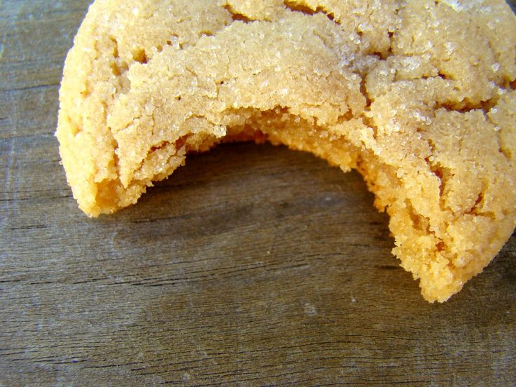 Family Feedbag: Chewy peanut butter cookies