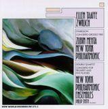 Ellen Taaffe Zwilich: Symbolon; Concerto Grosso; Double Quartet; Trumpet Concerto [CD]