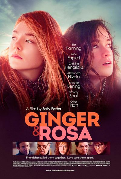Ginger and Rosa: Starring Elle Fanning