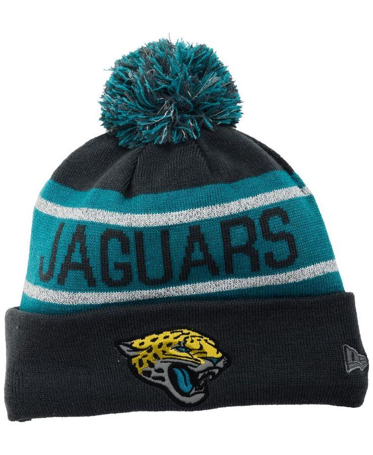 New Era Jacksonville Jaguars Biggest Fan Reflective Knit