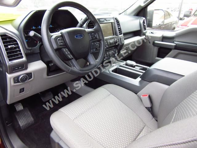 Ford F 150 ( Dark Red / 2015 ) For Sale @ www.SaudiSale.com