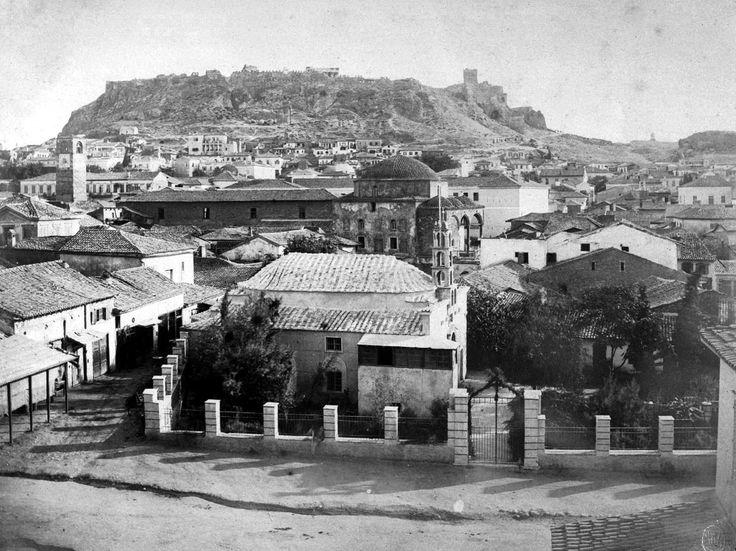 Μοναστηράκι, 1869 - STILLMAN William James