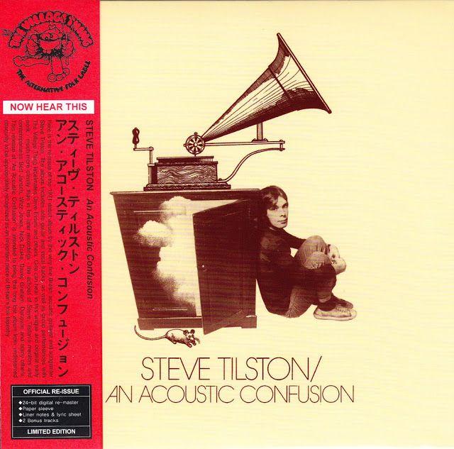 Steve Tilston An Acoustic Confusion Rare Folk Uk 1971