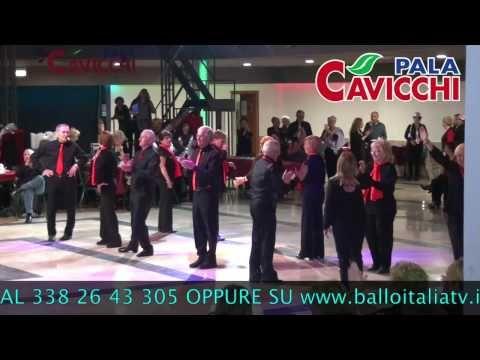 BALLO ITALIA TV: 3° RADUNO BAILANDO CON NOI (BAILANDO CON ISABELLA ...