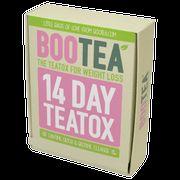 Bootea detox tea/ Teatoxing time! :P