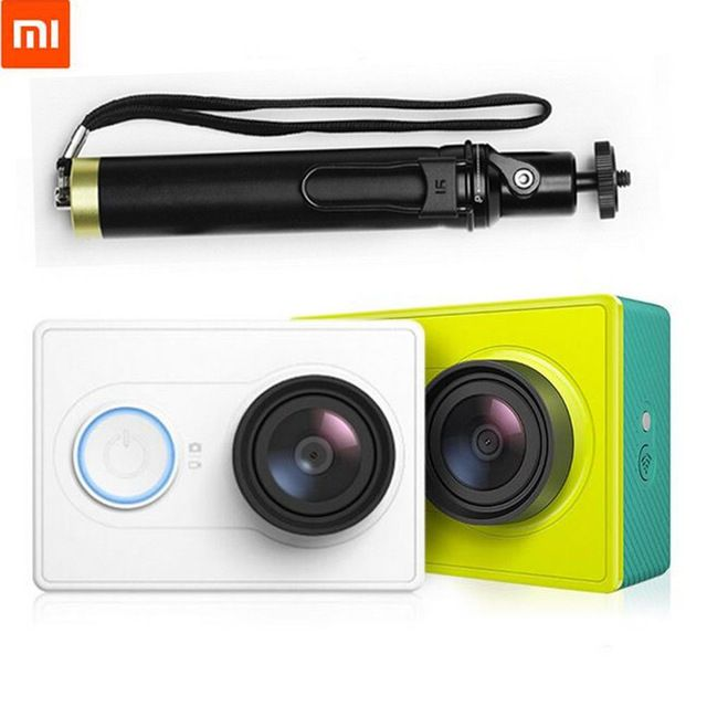Original Xiaoyi Sports Camera Xiaomi WiFi Action Camera 16MP 1080P HD Bluetooth 4.0 Smart Camera Travel Edition + Basic Edition US $71.95-97.98 To Buy Or See Another Product Click On This Link  http://goo.gl/EuGwiH