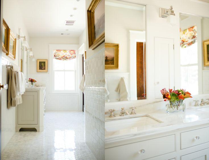 master bathroom cabinets / countertops ~ Caitlin Wilson