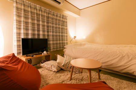 Airbnbで見つけた素敵な宿: Mid of TOKYO, Hideout for Exploring - 借りられるアパート - Shinjuku-ku