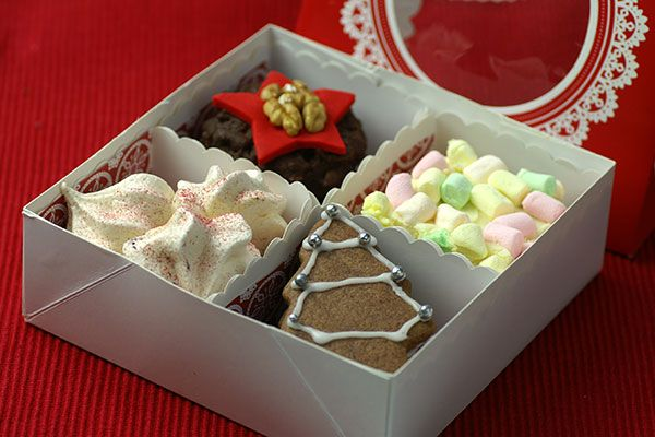 Christmas treats from the kitchen