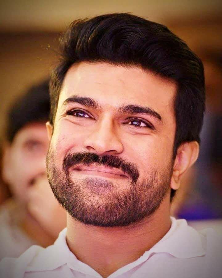 That Smile Ramcharan Ramcharan Cherry Actor Photo Gents Hair Style Mega Star