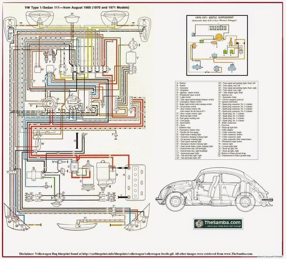 For Volkswagen (VW) enthusiasts into VW Beetle Type 1