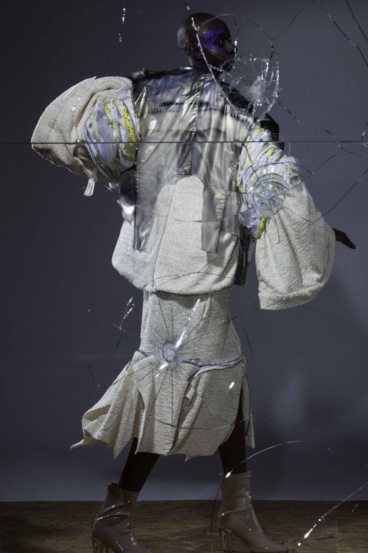 Designer Nkasi Onyesoh, Fashion Design BA (Hons) 2016