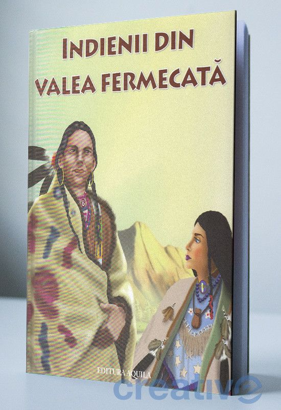 Indienii din valea fermecată este o colecție de povești cu specific indian care îi vor încânta pe cei mici. Vulturul Războinic, un bătrân indian care cunoaște foarte bine legendele poporului și o sumedenie de povestioare despre diversele animale de care acesta este legat, le povestește celor mici în fiecare seară în cortul său câte o istorioară cu tâlc.