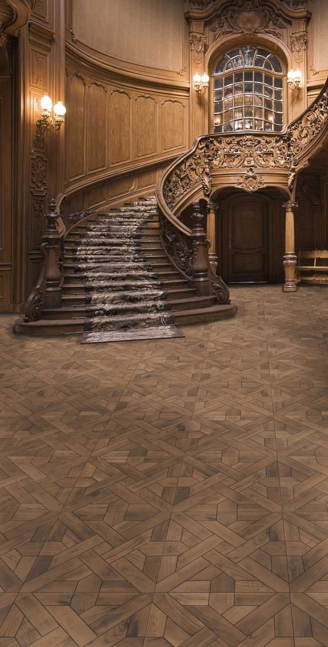 Best Grand Corner Staircase Backdrop 1738 Stair Design 400 x 300