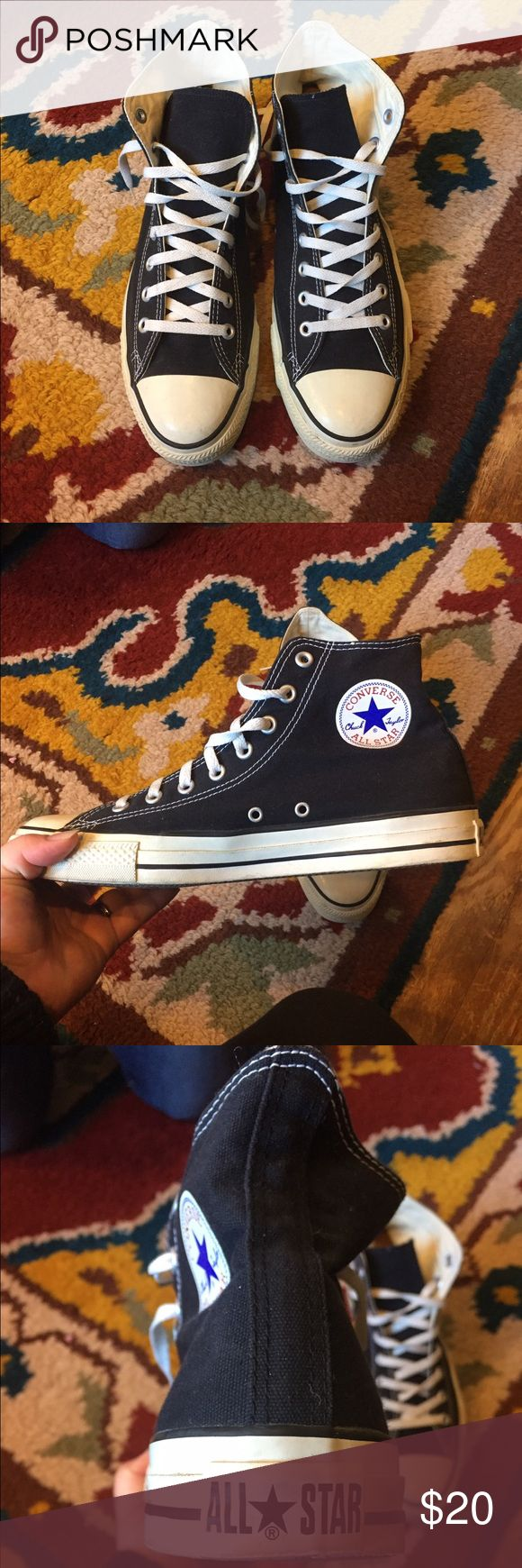 Men's converse all stars Converse all star high tops Converse Shoes Sneakers