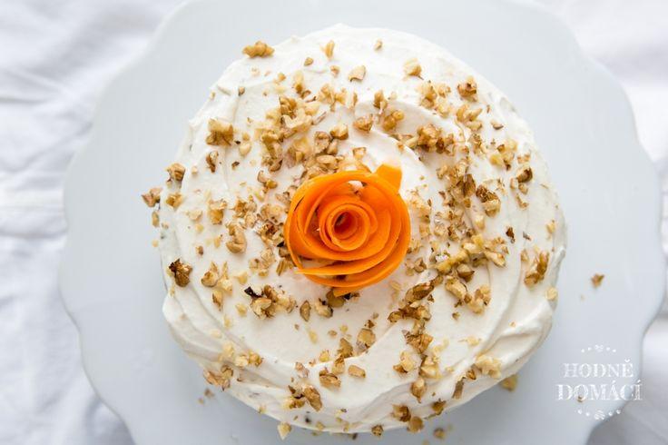 Mrkvový dort | Hodně domácí