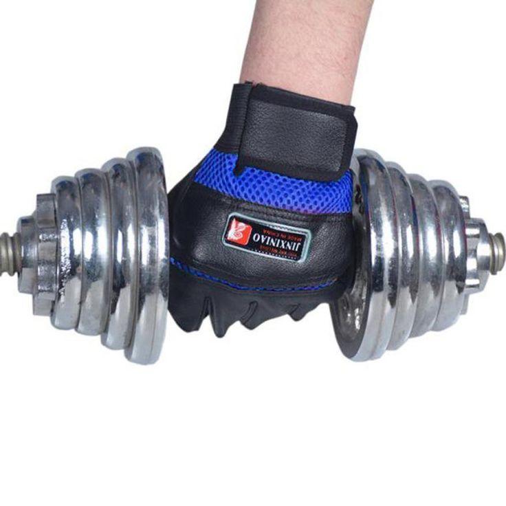 Fitness Training Gloves Type: Weight Lifting GloveModel Number: sport glovesName: luvas para academias,Gloves for fitnessUse for: fitness,pesas gimnasio,gym,weight sportMaterial: PU LeatherTotal Length: 17cmPalm Wai: 23.4cmQuantity: 1Pair   https://nemb.ly/p/HyDVpLeK54M Published using Nembol