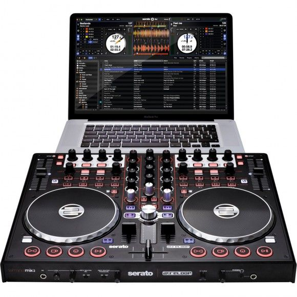 Reloop's Terminal Mix 2 is a two-channel controller for Serato, which also has Virtual DJ LE in the box.